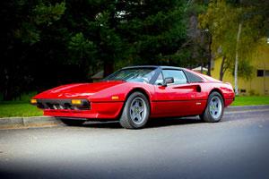 Jim Ciardella's Ferrari 308 GTS