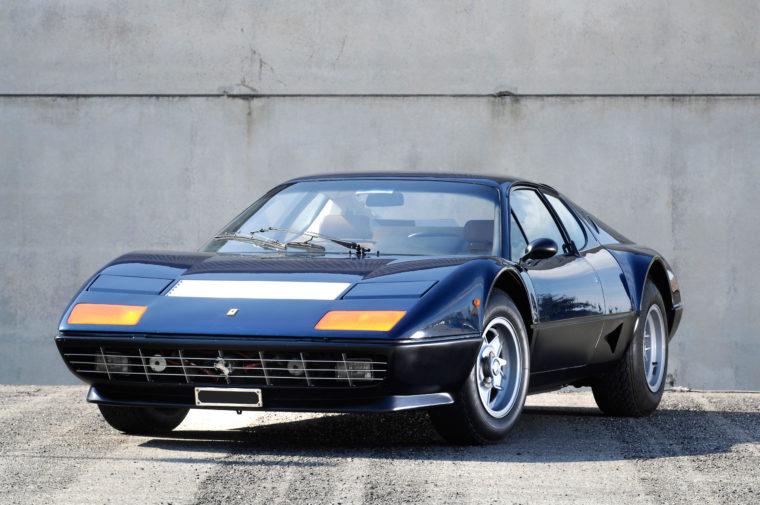 Ferrari 512 BBi 1979